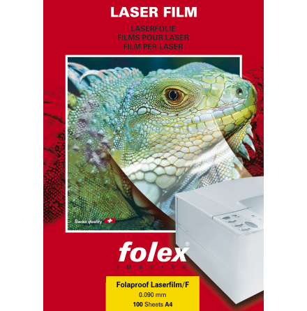 Folaproof laser