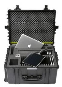 NoteCase - För laddning, synkronisering och förvaring av iPads!