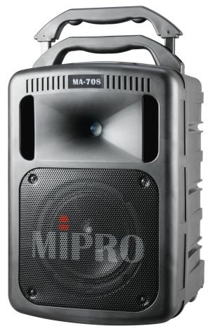 MIPRO MA708 XL Ljudsystem 190W