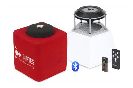 Ultravox Röstförstärkare - CatchBox