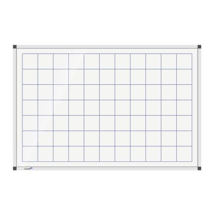 Rutnät PREMIUM whiteboard