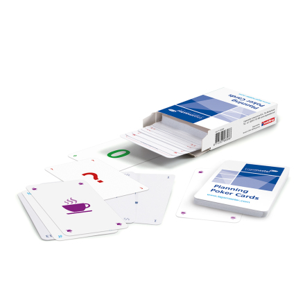 """""""Poker kort"""", planering"""