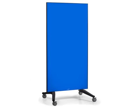 Mobil glastavla, blå