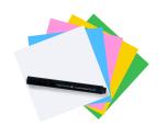 Magic Chart Notes 10x10 cm