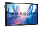 "E-Screen ETX 75""UHD , svart"