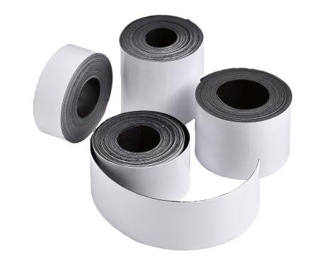 Magnetiska etikettband