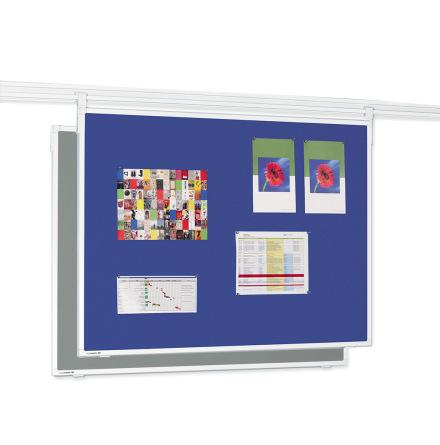 Pinboard Legaline Pro 90 x 120 cm