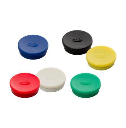 Runda magneter 30 mm