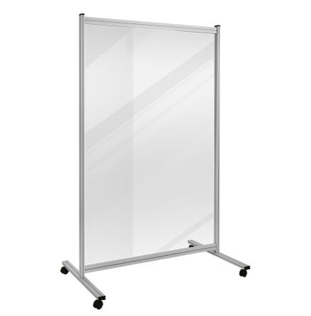 ECONOMY divider board transparent plexiglass